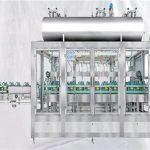 Ζυγιστική περιστροφική μηχανή πλήρωσης λαδιού λιπαντικών
