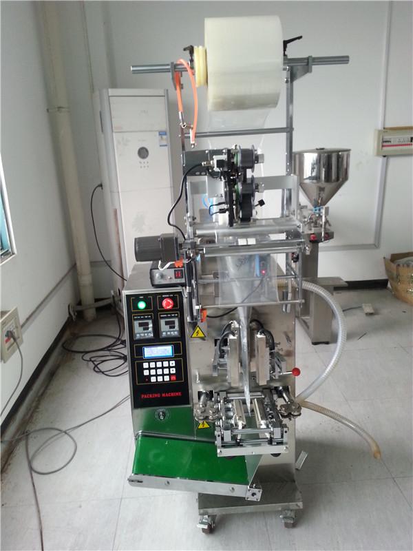 Μηχανή πλήρωσης σαμπουάν Hot Sachet