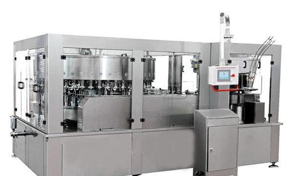 Αλουμίνιο μπορεί να γεμίζει μηχάνημα για ενεργειακό ποτό αναψυκτικά