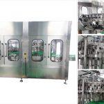 Αυτόματη μηχανή πλήρωσης μπουκαλιών μπουκαλιών μπουκαλιών με αυτόματη μπίρα