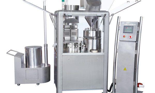 Αυτόματη μηχανή πλήρωσης κάψουλας πλήρωσης καψουλών για τη συμπλήρωση σκόνης