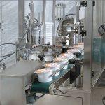 Αυτόματη μηχανή σφράγισης φλιτζανιών παγωτού