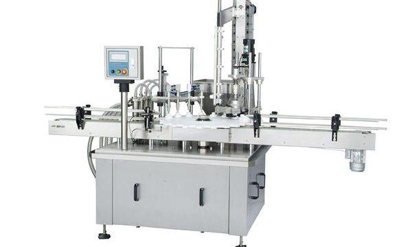 Αυτόματη μηχανή πλήρωσης εμβολοφόρο εμβολοφόρο