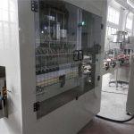 Ανοξείδωτο Πλήρες Αυτόματη Bleach πλήρωση μηχανή