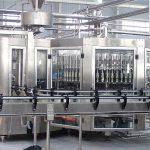 Αυτόματη μηχανή πλήρωσης μπουκαλιών γυαλιού σαμπουάν 250ml