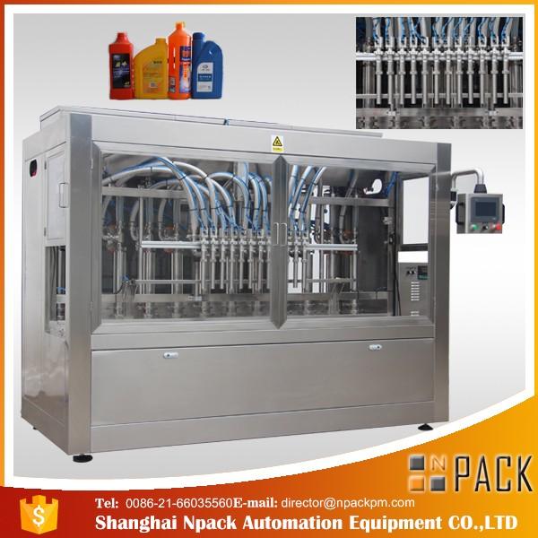 Αυτόματη μηχανή πλήρωσης μπουκαλιών μπουκαλιών για άρωμα καλλυντικών