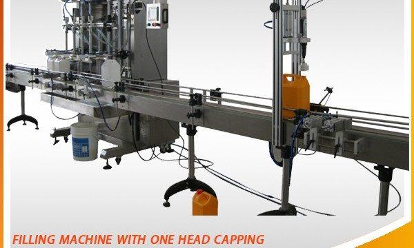 Τύπος εξοπλισμού πληρώσεως Στοματική υγρή πλήρωση μηχανής με χαμηλή τιμή