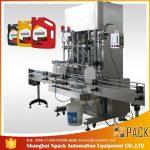 500ml-2L αυτόματη υγρό απορρυπαντικό πληρώσεως μηχάνημα / πλύσιμο υγρό πλήρωσης μηχάνημα