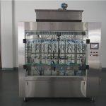 Αυτόματη μηχανή πλήρωσης ατμοσφαιρικής πίεσης 12 κεφαλών