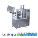 Κρέμα πληρώσεως σωλήνων συσκευασίας μηχανών συσκευασίας