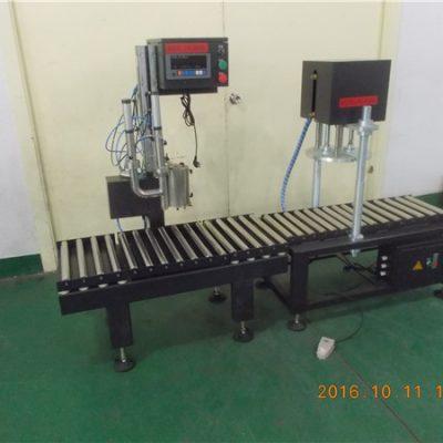 μηχανή πλήρωσης τύμπανου για λιπαντικά λαδιού / τύμπανο 200L