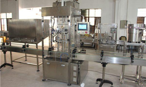 Υψηλής Όγκου αυτόματου μπουκαλιού σαμπουάν πλήρωσης μηχάνημα