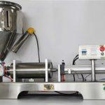 Υψηλής ακρίβειας ημι-αυτόματη μίξη φρούτων μαρμελάδα γεμίσματος με CE GMP