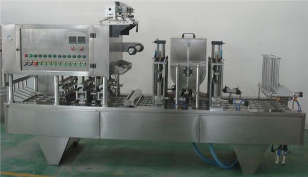 Πλήρως αυτόματο μηχάνημα πληρώσεως περιστροφικών μαρμελάδων