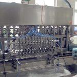 8 Μηχανή πλήρωσης μαρμελάδας κεφαλής
