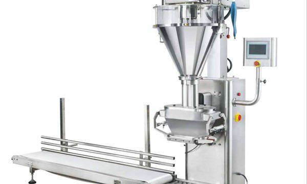 Ημι-αυτόματη μηχανή πλήρωσης σκόνης Mmilk