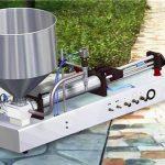 Ημιαυτόματη συσκευή πλήρωσης υγρών απορρυπαντικών