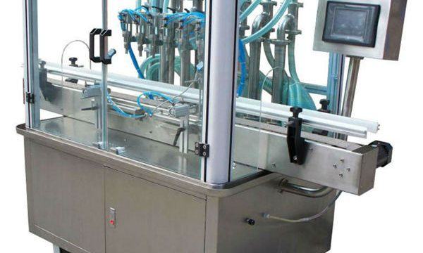 Αυτόματη μηχανή πλήρωσης υγρού σαμπουάν κενού