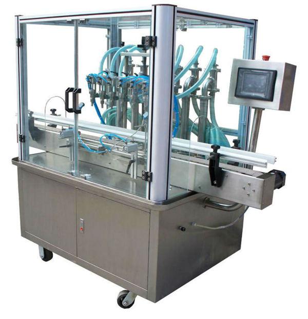 Αυτόματο μηχάνημα πλήρωσης υγρού κενού σαμπουάν