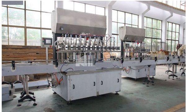 Μηχανήματα παραγωγής μηχανών Υψηλής ποιότητας σαμπουάν πλήρωσης μηχανή