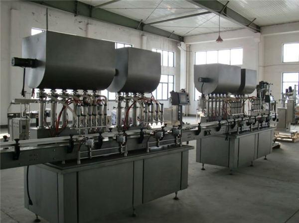 5L μηχανή πλήρωσης σαμπουάν