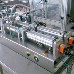 Καλή ποιότητα Διπλά ακροφύσια Υγρό σαμπουάν πλήρωσης μηχάνημα