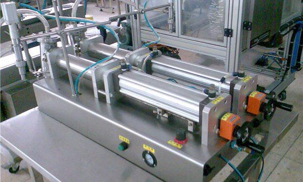 Ανταγωνιστική τιμή ημι-αυτόματη μηχανή πλήρωσης σαμπουάν