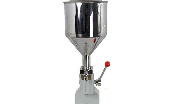 Μικρή μηχανή πλήρωσης κρέμας χειρός