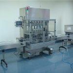 50ml-250L αυτόματες μηχανές πλήρωσης πετρελαίου μαγειρικής