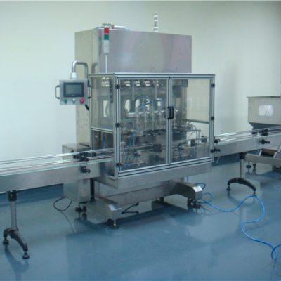 50ml-250L Αυτόματες μηχανές πλήρωσης λαδιού μαγειρέματος