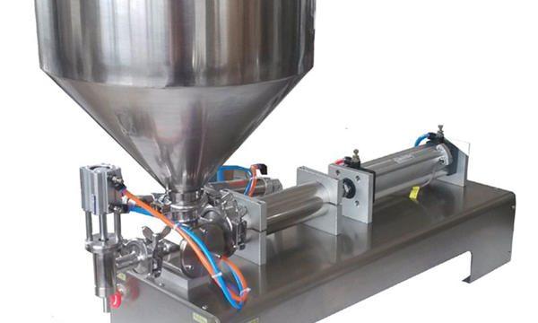 Εργοστάσιο Τιμή Χειροκίνητο Pneumatic Paste πληρώσεως μηχάνημα