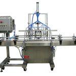 Αυτόματο μηχάνημα πλήρωσης υγρού εμβόλου 50ml-1L